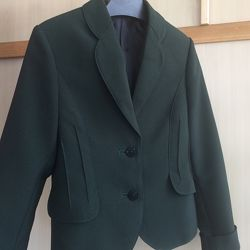 Школьный пиджак и блузки р. 116-128