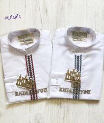 Рубашки-вышиванти ТМ Княжич