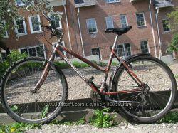 Велосипед Bandiziol Италия 26дюймов 2200грн. торг