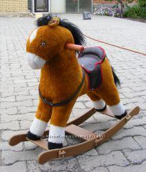 Лошадка качалка для малышей