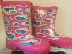 Резиновые сапожки Reima