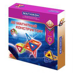 Магнитные 3Д конструкторы Магникон. Как у Дим Димыча