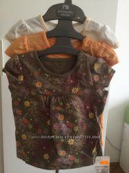Набор футболок mothercare 6-9мес