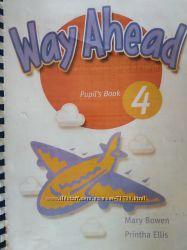 Учебник Way Ahead 4 Pupil&acutes book