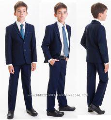 Школьная форма для мальчиков премиум класса, Украина-Турция, ТМ Collezione.
