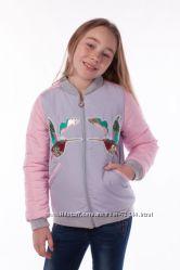 Деми курточки для девочек, Украина, аналог Войчик. Выкуп от 1ед.