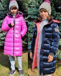 Шикарная детская и подростковая верхняя одежда от ТМ Milhan, пальто и парки
