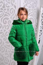 Теплые зимние куртки