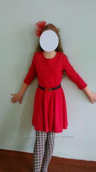 Платье для девочки Children&acutes Place, р. 146-152, плюс ободок