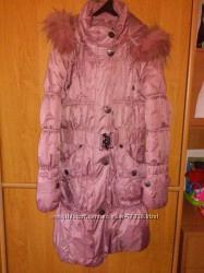 Пальто зимнее для девочки, Bilemi, р. 146-152