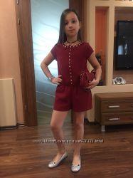 Шикарный комбинезон Джимбори на девочку 130-140см, в состоянии нового