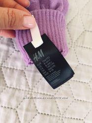 Перчатки H&M новые 134-170 см