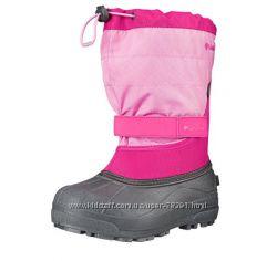 Зимние сапоги для девочки подростка Columbia, стелька 25см