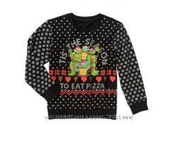 Утепленный свитер свитшот универсальный