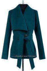 Продам пальто женское демисезонное Кашемир изумруд