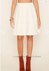 Кружевная юбка Forever21