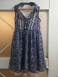 Нежное платье YONGLAND
