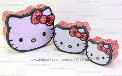 Шкатулка металлическая Hello Kitty