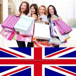 Англия - Без комиссии - Все магазины