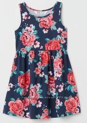 Нежные и качественные платья H&M