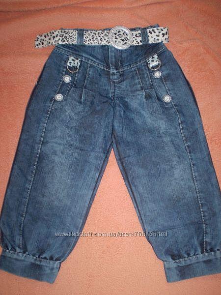 Распродажа джинсовой коллекции на девочку пр. Турция