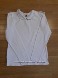 Блузка Смил р. 152-158 белый цвет
