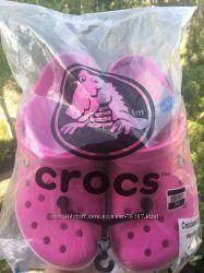 Кроксы женские Crocs Crocband II Clog US10 Оригинал США