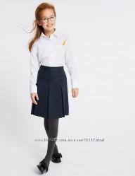 Рубашки школьные Marks&Spenser для девочек