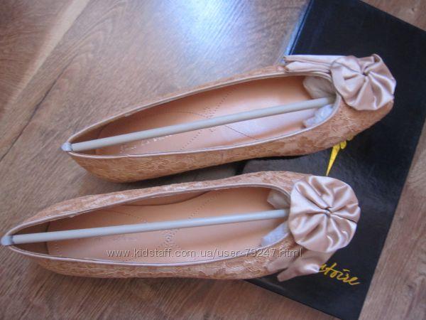 Свадебные туфли Pour La Victoire Америка Оригинал