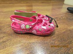 Crocs  для девочки, новые, бесплатная доставка