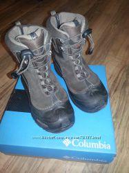 Зимние ботинки Columbia стелька 21см. Оригинал. Америка Торг