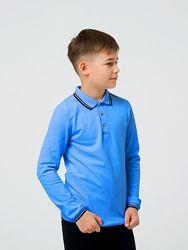 116-176р Джемпер-поло для мальчика  Смил 2020