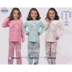 122-128  Пижама для  девочки  мод. 9032  Baykar