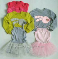 80-98 Комплект для девочки Кролик Musti
