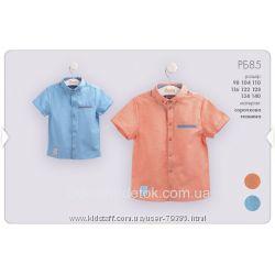 116-140 Рубашка для мальчика РБ85