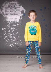 98-116   Пижама детская Каспер  Oven
