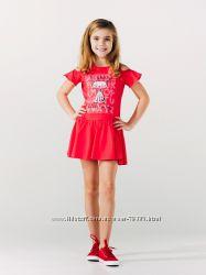 122-140  Сарафан для девочки Летние настроение ТМ Смил