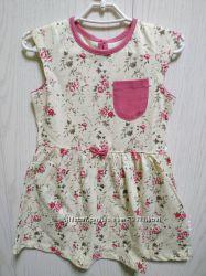 86-98 Платье летнее ПЛ176  тм Бемби