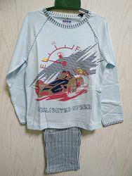 122-134    Пижама для мальчика   мод. 9075  Baykar