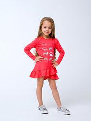 92-116  Платье Только для девочек  ТМ Smil