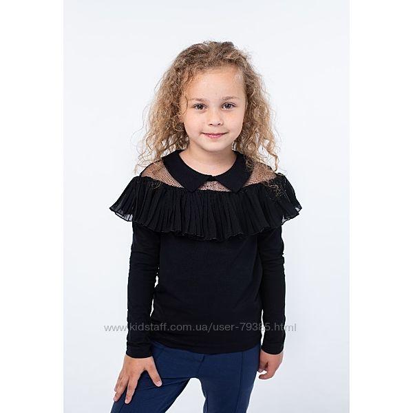 122-152 Блузы школьные для девочки  Vidoli 2020