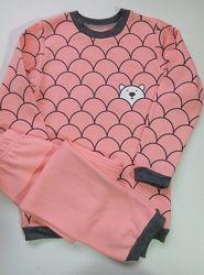 92-104  Пижама теплая ПЖ129 Robinzone