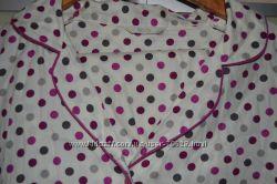 MARKS&SPENSER пижама большой размер хлопок