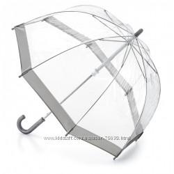 Детский зонт-трость прозрачный Fulton Funbrella-2