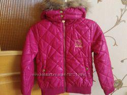 Курточка с Китти H&M размер 5-6 лет