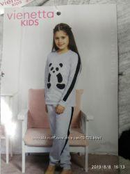Пижамы и ночные сорочки с начесиком для принцесс