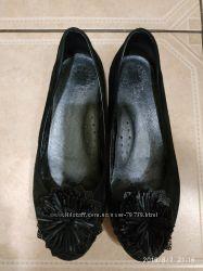 Туфли девочковые Берегиня , кожа