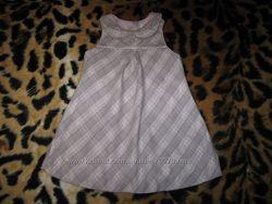 Платья-сарафаны Zara, Next, H&M на 2-4 года