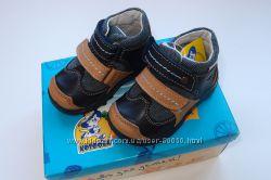 Кожаные ботинки Котофей для малыша р20