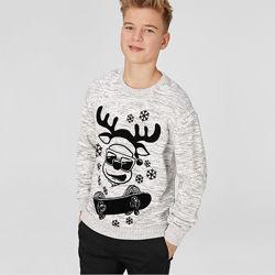 Новогодний свитер C&A